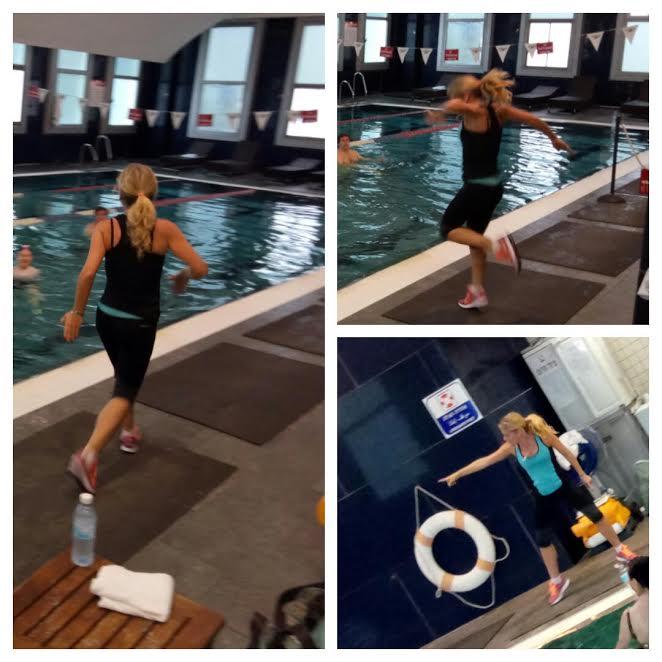 """חוויות מקורס מדריכי התעמלות במים או """"הדרך שלמדתי להדריך"""""""